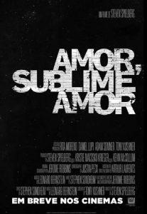 "Novos trailer e pôster de ""Amor, Sublime Amor"", filme musical de Steven Spielberg"