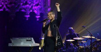 Canal BIS exibe show inédito de Alicia Keys