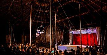 Vila das Artes faz lançamento de livro de fotografias circenses