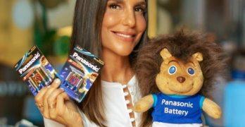 Ivete Sangalo na nova campanha da Panasonic