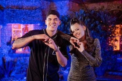 Zé Vaqueiro grava clipe de novo single da cantora Brisa Star