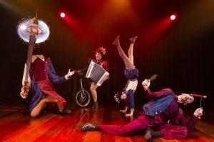 6ª edição do Circos – Festival Internacional Sesc de Circo