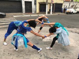 [sp] Trupe Baião de 2 lança desafio virtual convidando a população a participar do Caminho da Saracura