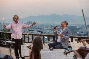 Orquestra Ouro Preto  recebe Diogo Nogueira no SulAmérica Sessions