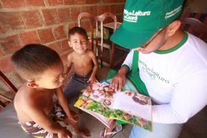 Programa Agentes de Leitura do Ceará 2021 recebem  formação