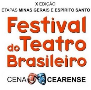 FESTIVAL DE TEATRO SELECIONA ESPETÁCULOS CEARENSES