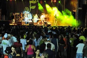 TUDO PRONTO PARA A FEIRA DA MÚSICA 2010