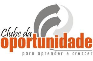 CLUBE DA OPORTUNIDADE COM INSCRIÇÕES ABERTAS