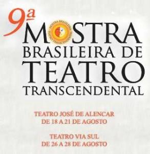 IX MOSTRA DE TEATRO TRANSCENDENTAL PROMOVE CONCURSO DE VÍDEOS