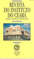 INSTITUTO DO CEARÁ LANÇA REVISTA