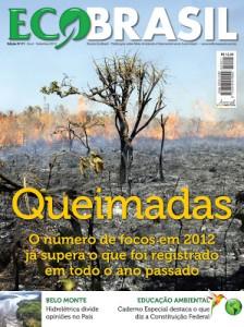 REVISTA ECOBRASIL SERÁ LANÇADA NESTA QUINTA-FEIRA
