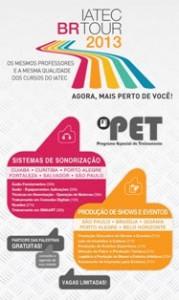 QUALIFICAÇÃO PROFISSIONAL EM PROGRAMA ESPECIAL DE TREINAMENTO EM SONORIZAÇÃO PARA EVENTOS