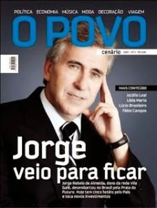 Revista O Povo Cenário 5 chega às  bancas