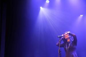 Mona Gadelha lança DVD na Caixa Cultural Fortaleza