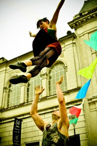 Festival de Circo do Ceará encerra neste sábado