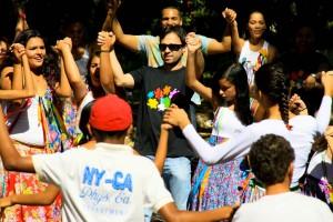 [MG]  Projetos sociais de arte-educação têm início no bairro Alvorada em Uberlândia