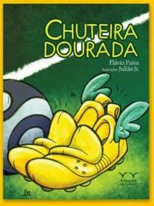 Flávio Paiva lança o livro Chuteira Dourada
