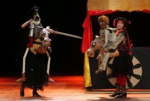 As Aventuras de Dom Quixote no Quinta EnCena