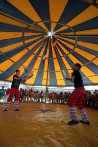 Circo de Todas as Artes chega a diversos bairros de Fortaleza neste domingo