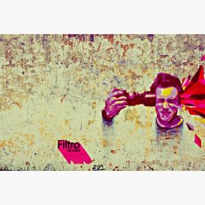 Grafites que ilustram as ruas de Fortaleza em quadros