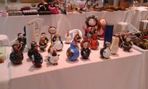 Mostra de artesanato segue até domingo no Shopping Parangaba