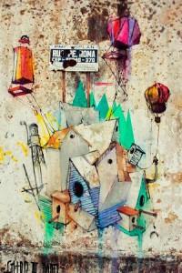 Grafiteiro Leandro Alves lança novas obras em galeria