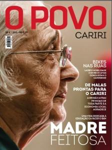 Lançada a revista O POVO Cariri 4