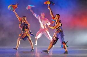 Dança e Circo no Terça EnCena