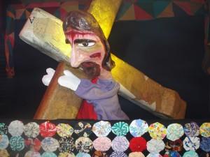 A Saga de Jesus no Passeio Público