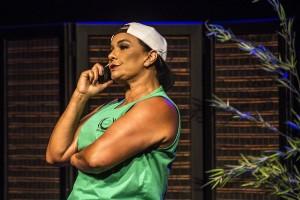 [MG] Solange Couto em cartaz no Teatro Rondon em Uberlândia