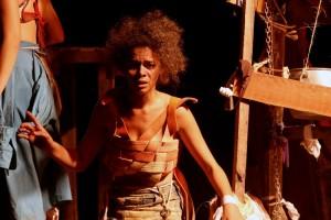 Espetáculo Ezequiel 37  no Teatro Emiliano Queiroz