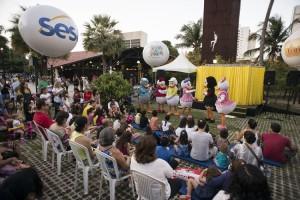 Arte na Praça acontece em seis municípios do Ceará