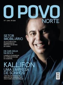 Revista O POVO Norte, número 1,  será lançada em Sobral