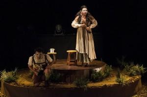 Espetáculo infantil  Ogroleto  em temporada de estreia no Teatro Dragão do Mar