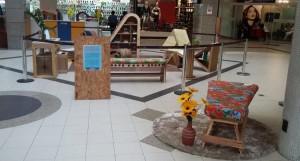 Universitários realizam exposição de Desing Imobiliário Sustentável