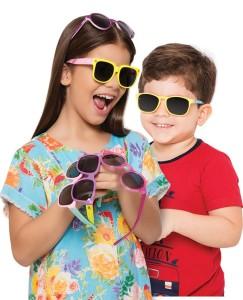 Ferrovia Eyewear aposta em lançamentos na linha Kids para o Dia das Crianças