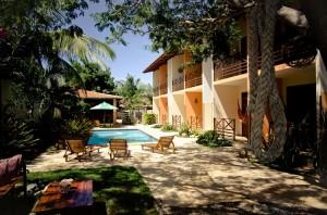 A magia do Hotel Pousada Sol & Lua em Paracuru