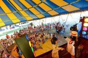 Projeto Circo de Todas as Artes leva apresentações e ações de cidadania ao Jangurussu