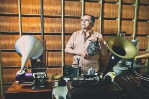 Arquivo Nirez em exposição na Caixa Cultural Fortaleza