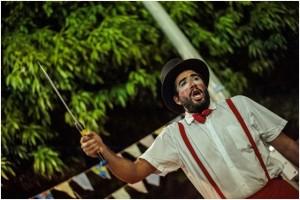 Circo em destaque na Unidade Fortaleza do Sesc