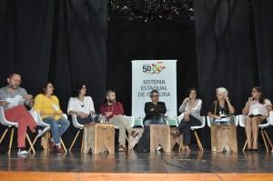 Prefeitos e secretários de Cultura  participam em Fortaleza do Encontro do Sistema Estadual de Cultura