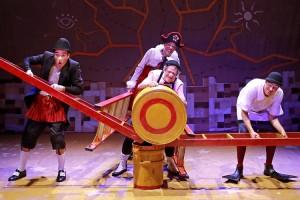 Comédia circense abre programação do Palco Giratório em Fortaleza