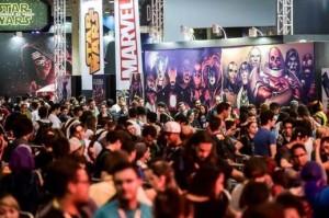Primeira edição da CCXP Tour Nordeste leva atrações da cultura pop para Recife