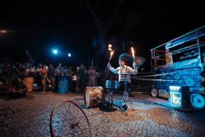 Festival Arruaça leva arte circense à periferia de Fortaleza