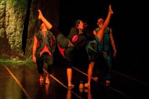 """Dança, teatro e humor no espetáculo infantojuvenil """"Tupiliques"""" na Caixa Cultural Fortaleza"""