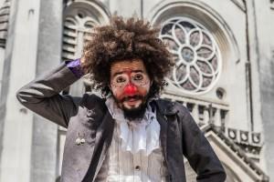 Espetáculo circense é atração na terça do Sesc