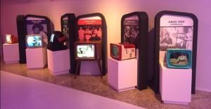 Exposição interativa sobre a história da TV brasileira chega a Fortaleza