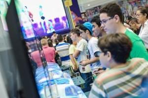 Concurso de Cosplay no Museu do VideoGame
