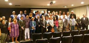 """Secretários e dirigentes de cultura  lançam o manifesto e campanha """"Quero Cultura"""", durante reunião em Brasília"""
