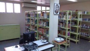 Reabertura da Biblioteca Carlos Câmara marca programação especial do Theatro José de Alencar